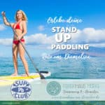 Holiday house Marta - Stand Up Paddling Diemelsee