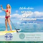 FerienHAUS Marta - Stand Up Paddling Diemelsee