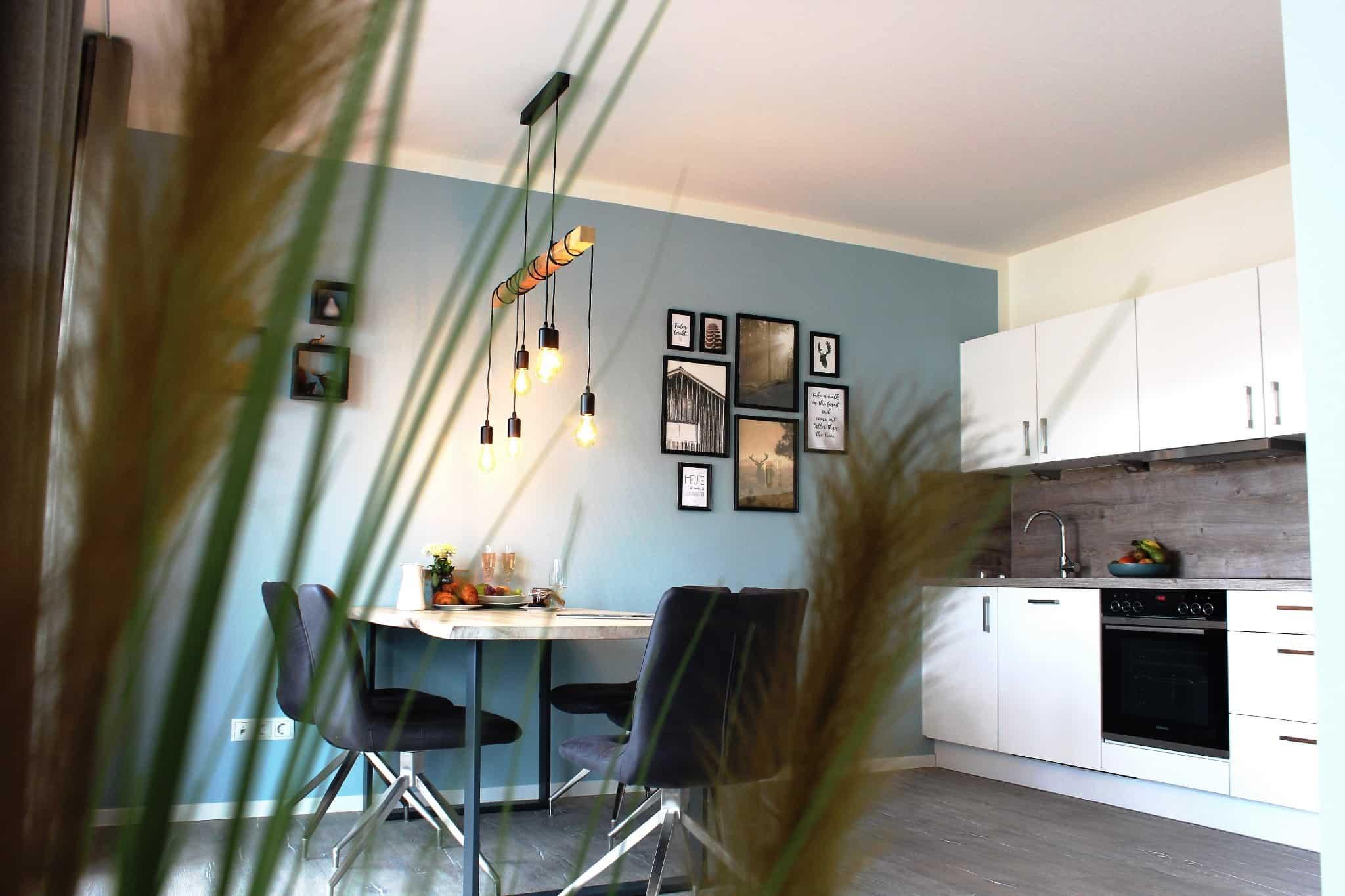 Ferienhaus Marta am Diemelsee Küche