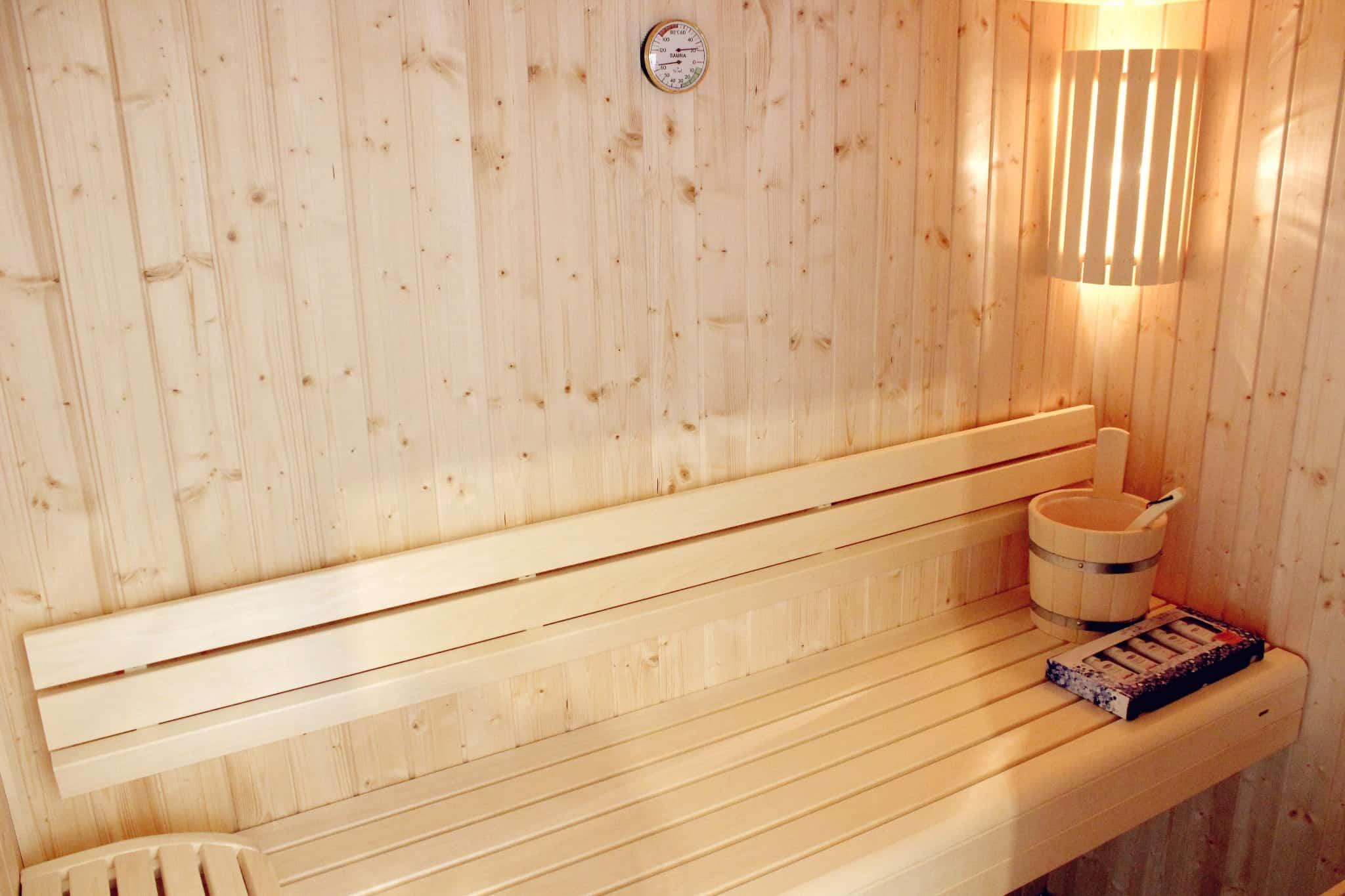 Ferienhaus Marta am Diemelsee Sauna