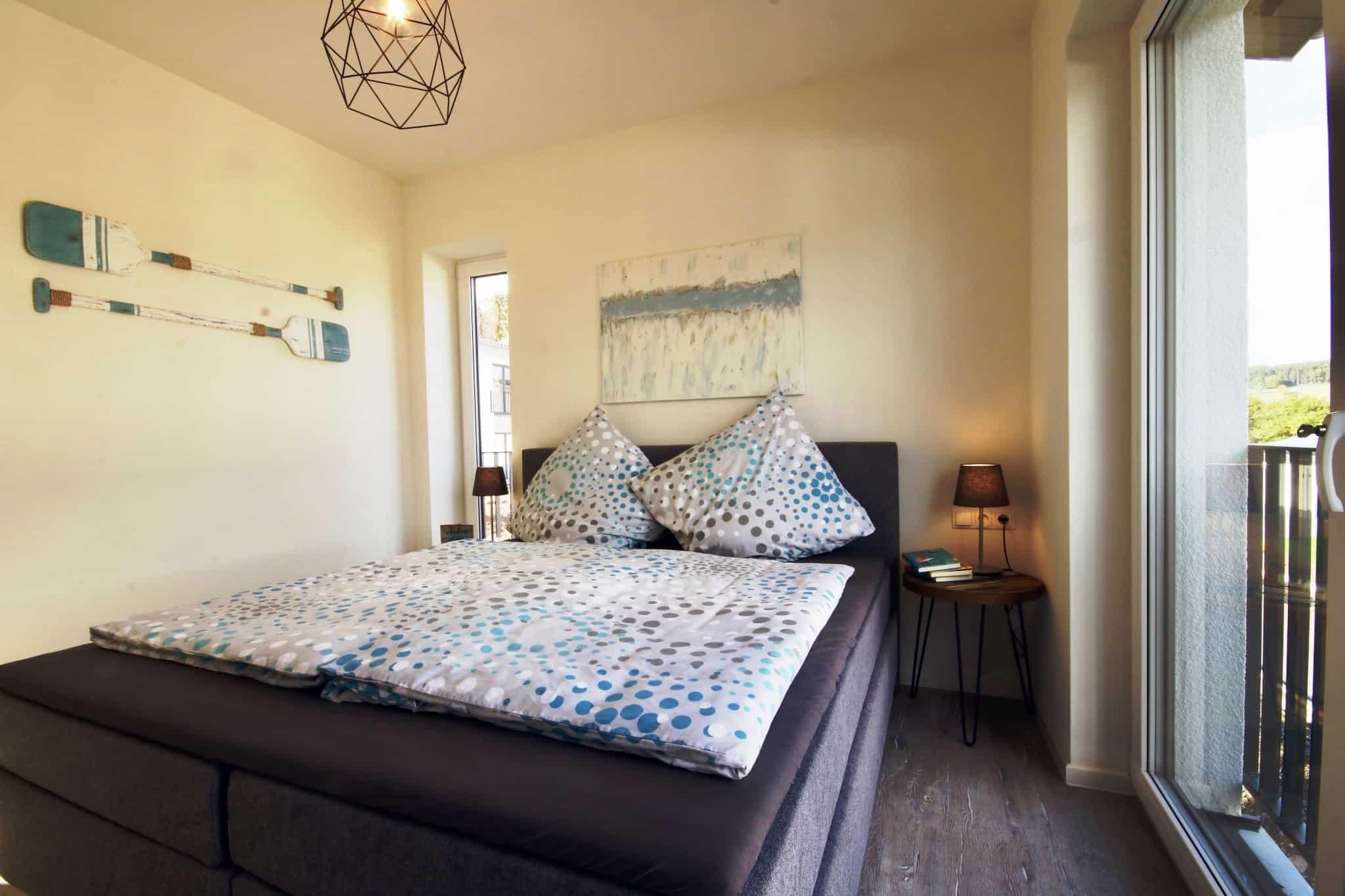 Ferienhaus Marta am Diemelsee Schlafzimmer 2